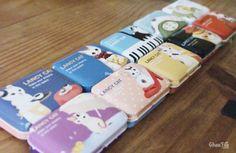 Boutique / Magasin en ligne kawaii - Petite boîte métal kawaii - la belle vie de chat - www.chezfee.com