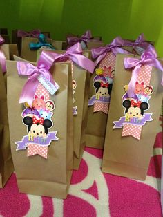 Tsum tsum party Minnie Birthday, Third Birthday, Birthday Party Favors, 1st Birthday Parties, Boy Birthday, Tsum Tsum Party, Disney Tsum Tsum, Tsumtsum, Dragon Party