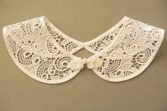 Image result for lace peter pan collar