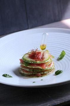 Honestcooking.it - Millefoglie di zucchine e pomodoro