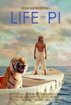 IlPost - 13. Life of Pi (Vita di Pi) - Le migliori locandine di film del 2012