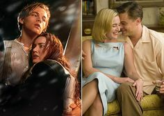 Actors Who Have Played Couples More Than Once: Leonardo DiCaprio and Kate Winslet