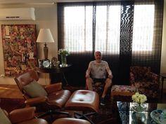 Eduardo em casa
