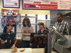 Jersey Mike's Sub tour - Xperience Program