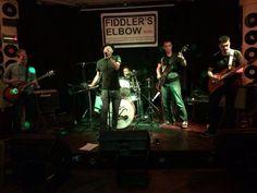 Fiddlers Elbow Debut Gig 08/12/2014