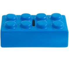 skarbonka - klocek LEGO