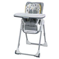 Graco Contempo Space Saver High Chair Midnight