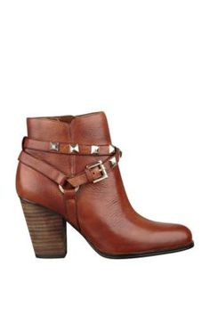 Fran Studded Booties | GUESS.com