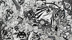 Space Wars - Vitor Rolim - The art of Vitor Rolim