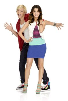 Austin and Ally-My addiction...Ya its a kiddy and prob dumb show but im in love with it right now! they are so cute together!