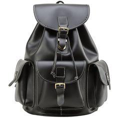 a1956c8f7af0 Berchirly Genuine Leather Retro Rucksack Backpack College School Picnic Bag  Travel