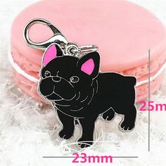 Lovely Pets Dog Tag Disc Disk Pet ID Enamel Accessories Collar Necklace Pendant 906th #clothing,#shoes,#jewelry,#women,#men,#hats,#watches,#belts,#fashion,#style