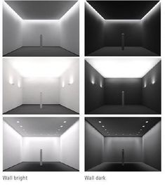 from Erco guide MásThe correct way of lighting is to produce indirect light. This is the Best demonstration i have seen so far - SalvabraniUnique outdoor lighting Ideas for trees ideas, for a unique and extraordinary interior design ho Modern Lighting Design, Interior Lighting, Modern Design, Architectural Lighting Design, Cove Lighting, Indirect Lighting, Outdoor Lighting, Lighting Ideas, Hidden Lighting
