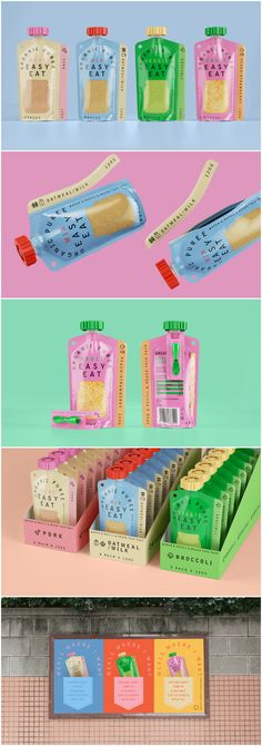 Packaging Anna Zhuu - EASY EAT Buying the perfect Pearl You may wonder what is the Fruit Packaging, Packaging Stickers, Food Packaging Design, Beverage Packaging, Packaging Design Inspiration, Brand Packaging, Box Packaging, Branding Design, Coffee Packaging