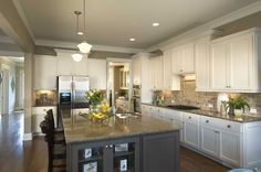Our Cabinetry - Photo Galleries - Kitchens - Cabinetcraft