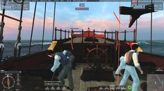 Hello Everyone  I have been following this game for awhile now and I'm glad that it came out on Steam Early Access.  This game plays very similar to some of my favourite pirate games Sea Dogs and Pirates of the Caribbean which are both made by Akella.  This game is basically if Sea Dogs was an MMO.  These videos are taken from my livestream.  Thanks for watching! :D  You guys know what to do if you like the video!  Click the link below to subscribe to the channel…