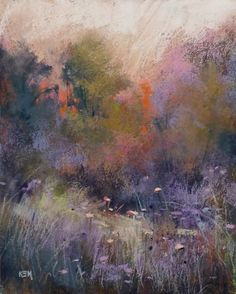 Great Advice for Overcoming a Frustrating Painting Experience, painting by artist Karen Margulis
