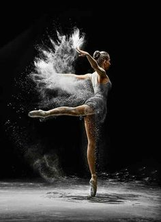 """""""Los bailarines tienen los oídos en la punta de los pies"""""""