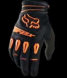 Fox Racing Pawtector Glove dirt bike motocross gear orange new sizes M / L/ 2XL