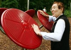 Pruessen Park Berlin, Germany   From David Israel's 10 Unusual Playgrounds from Around the World