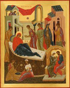 Christ, Art Icon, Orthodox Icons, Virgin Mary, Medieval, Photo Wall, Symbols, Illustration, Painting