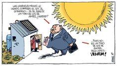 El timo de la factura eléctrica o cómo nos estafa el Gobierno