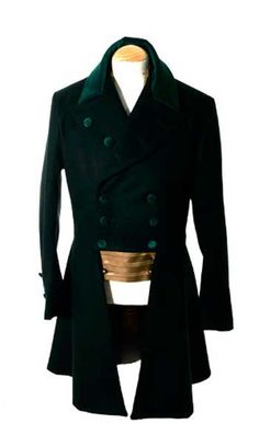 CTNB600 Cut Away Frock Coat  This was made for one of our favourite customers…