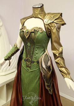 Idea for Seren's formal armor