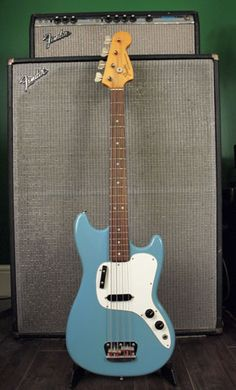 1973 Fender Musicmaster Bass...I will own one of these someday.