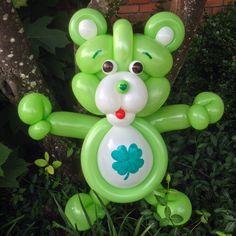 Day 342: Goodluck Bear  (CareBears)