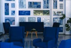 A Gio Ponti Masterpiece on the Amalfi Coast : Remodelista; http://remodelista.com/posts/the-original-designer-hotel-parco-dei-principi-in-sorrento-by-gio-ponti