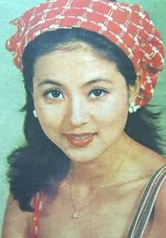 Korean actress in the 60's