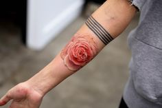roses watercolor tattoo - Google Search