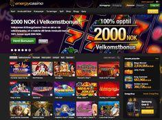 Få all nødvendig informasjon om Energycasino @ http://www.norskcasinoguide.com/casinobeskrivelser/energycasino.html