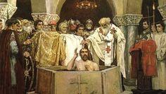 Baptism and Chrismation
