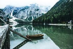 'Braies lake' by Alice_Foglietta Water Photography, Wildlife Photography, Landscape Photography, World Best Photos, Photo Contest, Animal Kingdom, Landscapes, Mountains, Gallery