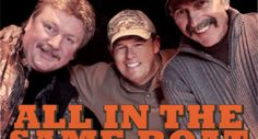 "Joe Diffie, Aaron Tippin and Sammy Kershaw – ""All In the Same Boat"" Music Video"