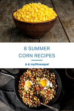 These eight recipes