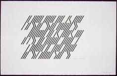 """ART BLOG ART BLOG: """"Nevertheless I did Venture,"""" 1978, Guy de Cointet"""