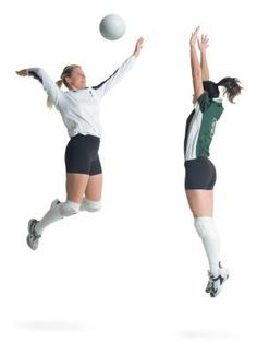 Volleyball is a sport centered around speed, power, quick responses and fast directional changes. To excel at the game, you must work on your reaction time. According to the strength and conditioning coach of the University of Washington women's volleyball team, Daniel Jahn, players need to move rapidly in lateral, vertical and horizontal...