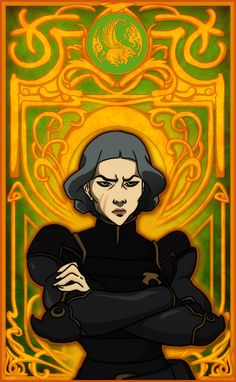 Lin Beifong by ~Nortiker on deviantART #LoK