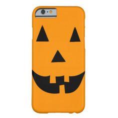 Halloween Jack O Lantern iPhone 6 Case
