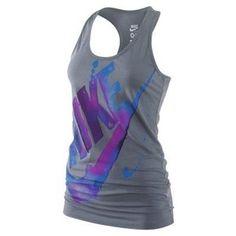 Nike AD Futura Water Women's Tank Top... Want want want want want!