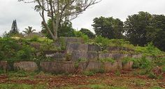Mu'a (Tongatapu) on Tonga. Was this part of the ancient continent of Mu?