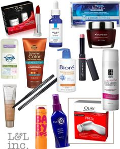 Drugstore Beauty Products – Lunchpails & Lipstick