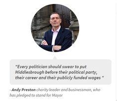 Andy Preston Quote #andypreston http://andy-preston.blogspot.co.uk/