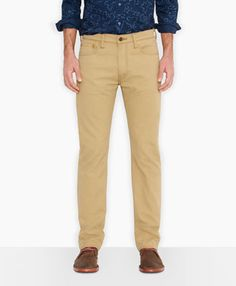 I have found that khakis are required...