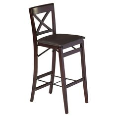 """Andover Mills 30"""" Bar Stool with Cushion"""