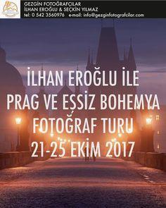 SON YERLER! Bu seferki fotoğraf yolculuğumuz Avrupa'nın kalbi dünyanın en romantik şehirlerinden biri olan Prag'da başlıyor. Sonrasında sizi Çekya'nın gizli kalmış Bohemya İsviçresi bölgesindeki ilk defa bizimle keşfedeceğiniz fotoğraf noktalarına götürüyoruz. Farklı tekniklerle gündoğumu ve günbatımlarını çekip Photoshop'ta fotoğraflarımızı düzenlemeyi öğreneceğiz. Başlangıç seviyesinden ileri seviyeye kadar tüm fotoğrafseverlerin katılabileceği turla ilgili bilgi almak için bana mesaj…