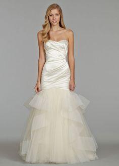 Bridal Gowns, Wedding Dresses by Jim Hjelm Bridal - JLM Couture